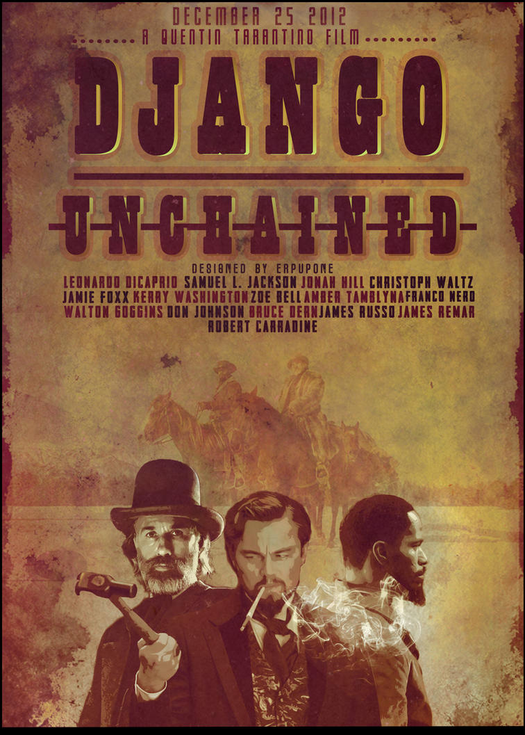 Django Unchained by ErPuPoNe on DeviantArt