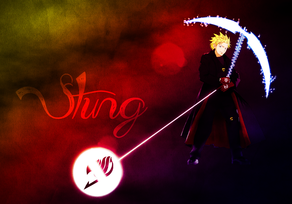 Sting Eucliffe - Fairy Tail - A better version? by ...