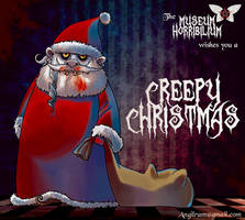 Santa Claws' Creepy Christmas