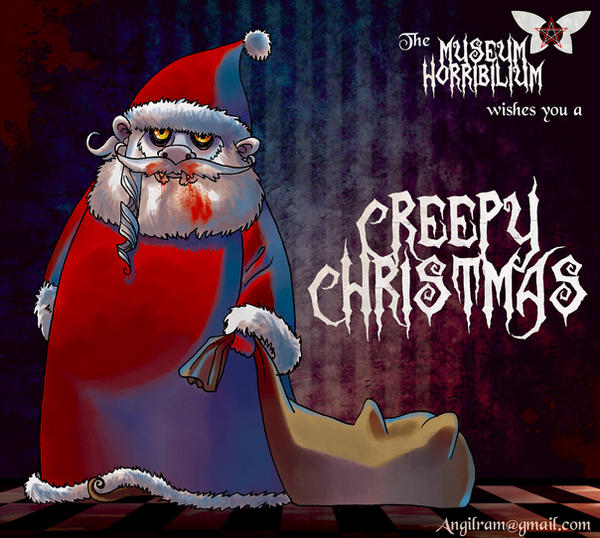 Merry Twisted Christmas by Mr-Ripley on DeviantArt