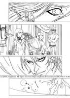 My Vampire-Demon Graphic Novel by Angilram