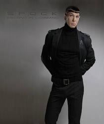 Spock 001 by MR-Bestiya