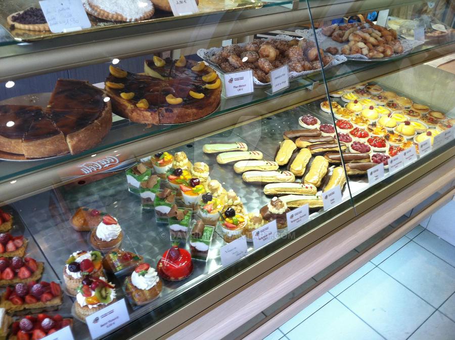 Iphone wallpaper deviantart - French Pastry Shop By Davrim On Deviantart