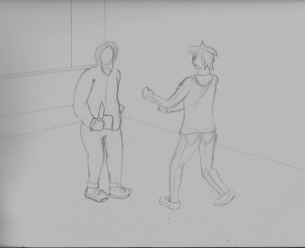 Fight! Wip by kinomon