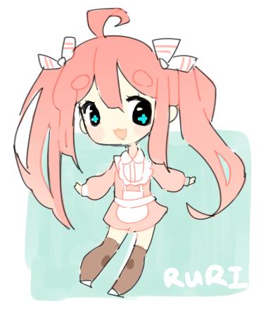 Ruri by Ruri-yu