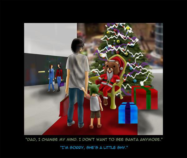 Yotsuba and Christmas