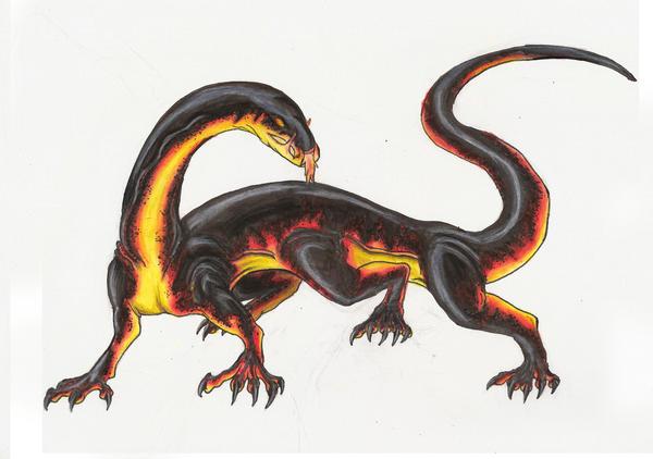 Arsene Lambda, le docteur salamandre Salamander_by_Reptilia_7