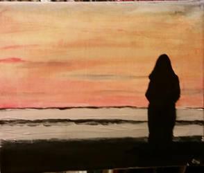 Shadows At Dawn by Syberwasp