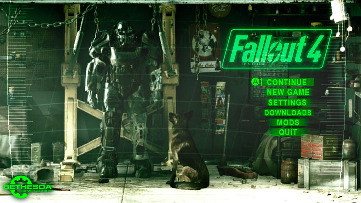 Скачать песни из fallout 4