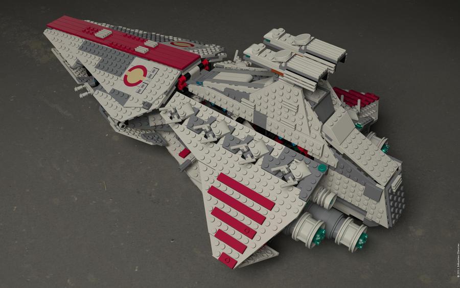 Lego 8039 render $3 by sebwouaib ...