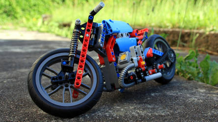 LEGO 42036.2 Front