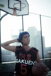 Kuroko no Basuke - Aomine Daiki