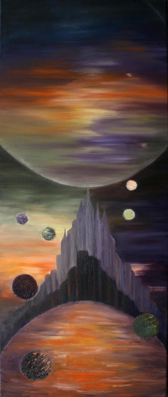 no.62-mystic moons by KPaya