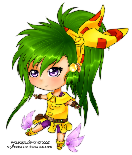 Chibi Aya by ScytheDancer
