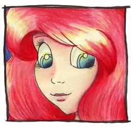 Ariel by PrettyWing
