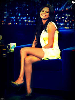 Selena talk show