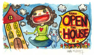 Open the house by Lapaka