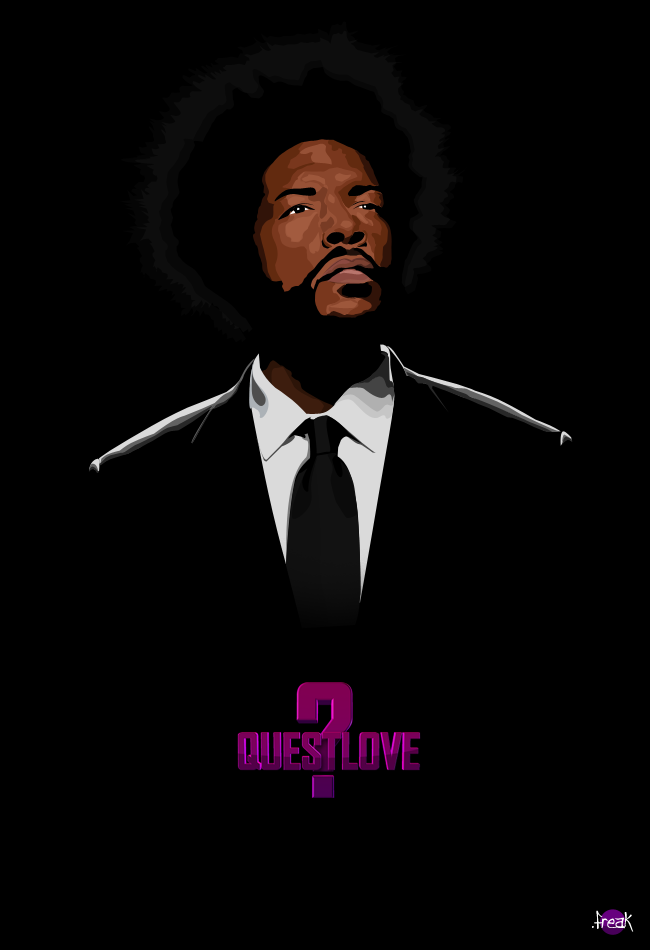 Questlove by freakGE
