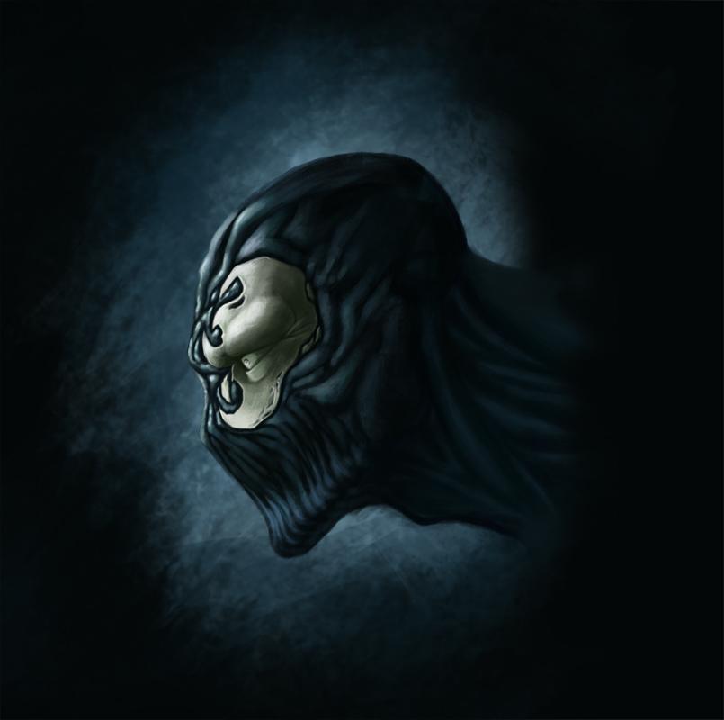Venom Concept Art Veno...