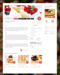 Le Chef - Recipes Manager for Wordpress by Alexandra-Ipate