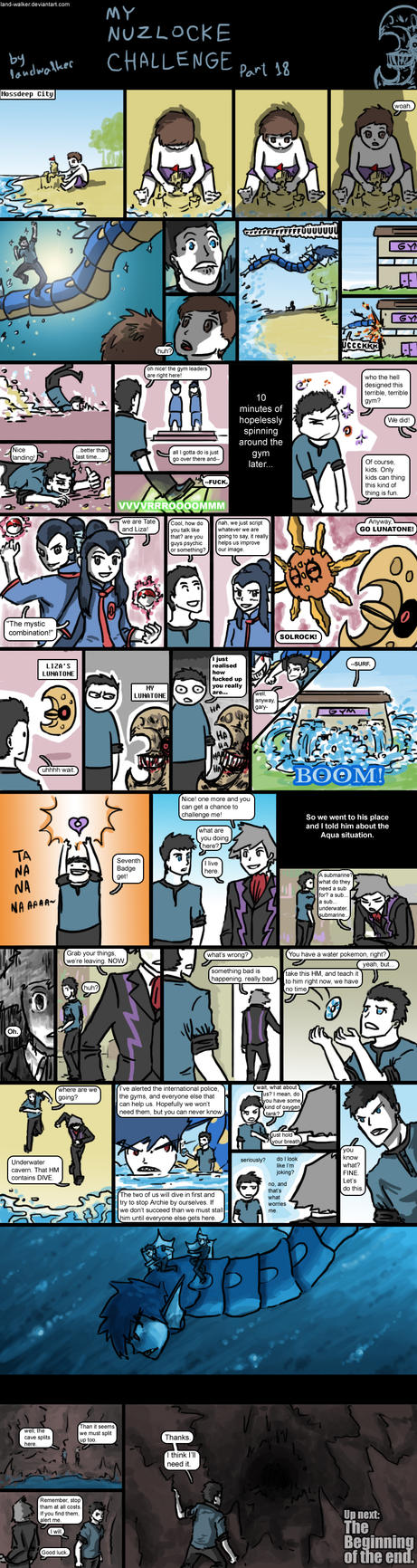 Landwalker's nuzlocke-part 18 by land-walker