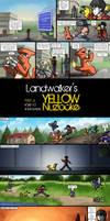 Yellow Nuzlocke - part 8 by land-walker