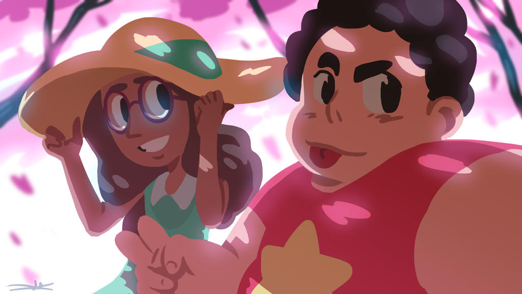 Wait, Connie, I think I got it right this time! by land-walker