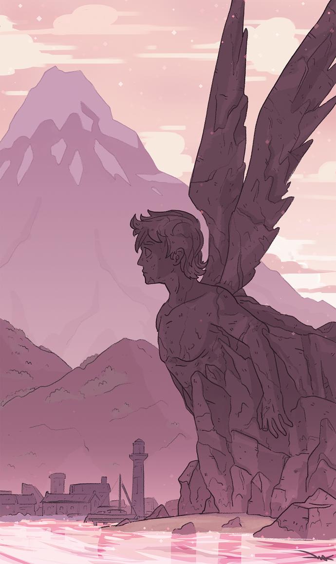 Guardian Angel by land-walker