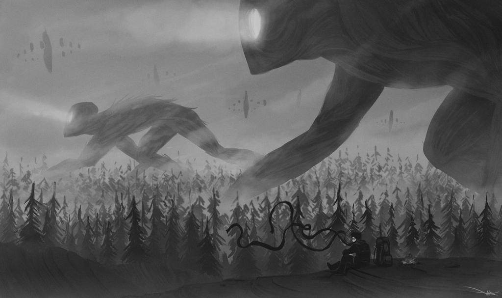 Return To Fog by land-walker