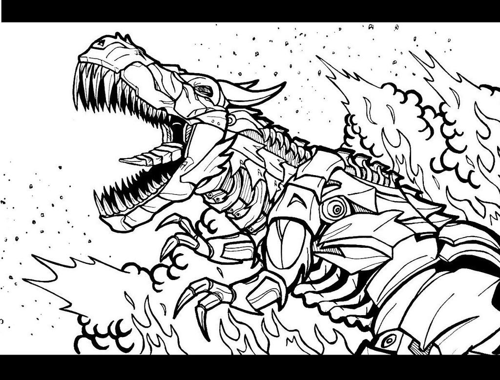 28 grimlock coloring page how to draw grimlock grimlock by