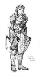 Alanna-Priestess-of-Phaon by jamesdawsey