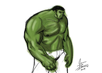 HulkSulk02 by jamesdawsey
