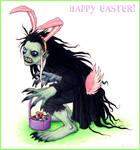 The Easter Zombie