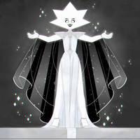 White Diamond by DB-Malachite