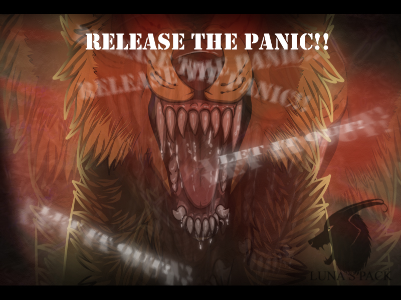 Release The Panic by thelunapower