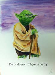 Yoda by GMA