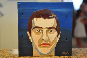 Imagination Squared - Self Portrait