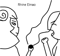 Avi Art for Rhine Elmao by poyoa