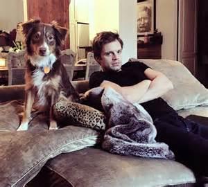 Puppy Love (Sebastian Stan x Reader) by SparklingCatEyes on