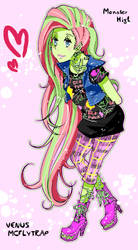 Monster High - Venus McFlytrap