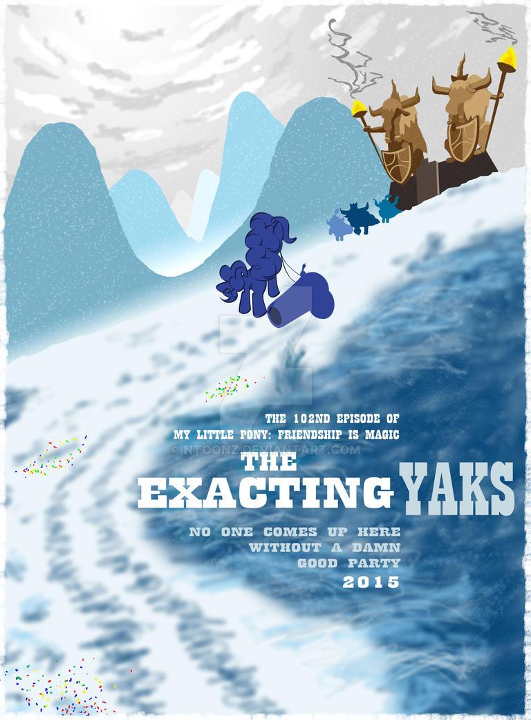 The Exacting Yaks by NToonz