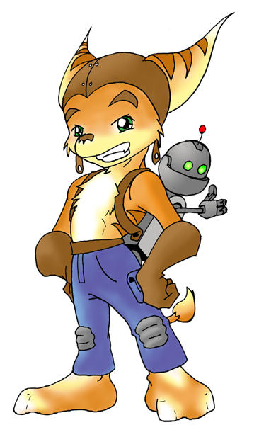 ratchet and clank porn. Ratchet and Clank by ~Baeleth on deviantART