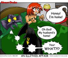 An illithid affair by Baeleth