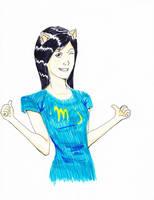 My friend Mj