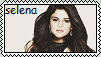 Selena Gomez Stamp by arisaxkureno