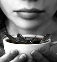 Mirror Tea by LenaSkates