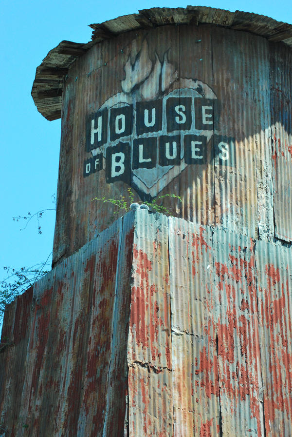 The House of Blues by lenavvargo