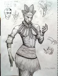 Afro Lady?