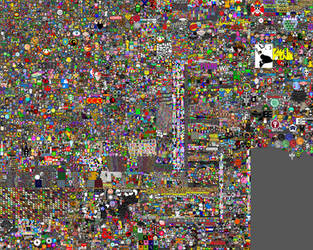 Pixel Sprite Montage (Last Updated: Mar. 3, 2018)