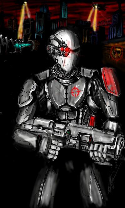 Deadshot Redesign deadshot by mcpotatoec...